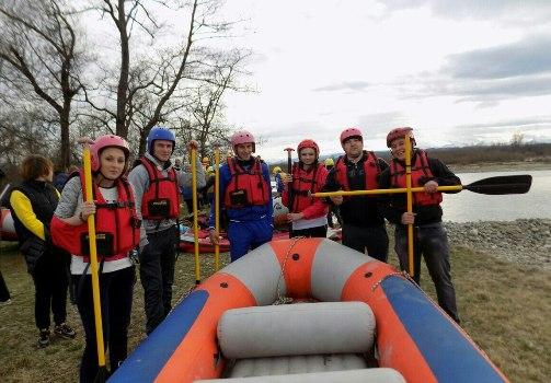 Школа подготовки водников по видам «Рафтинг» и «Гребной слалом» пройдет в ст. Каладжинской с 28 по 30 марта.