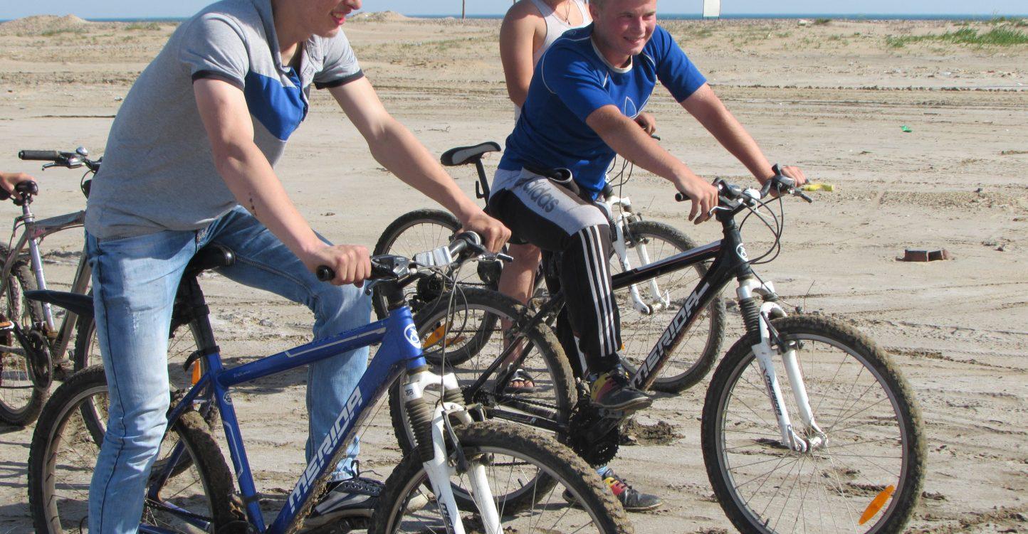 Велогонка к 70-летию Победы в ВОВ