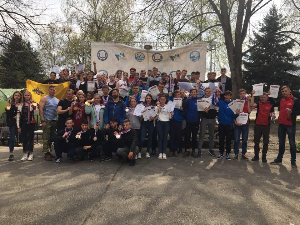 Завершился чемпионат Краснодарского края по рафтингу!