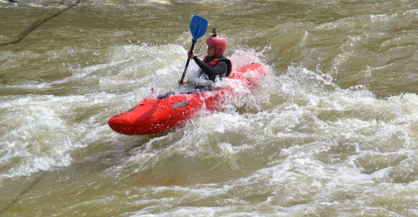 Краевой фестиваль водных видов спорта «Весенние гонки» в Темрюкском районе