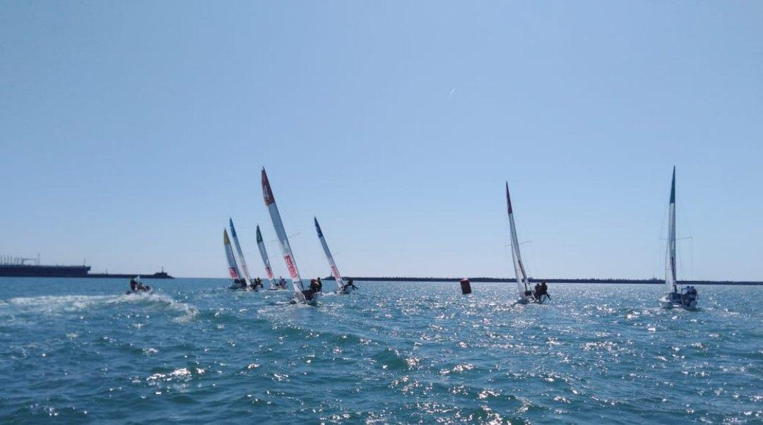 Фестиваль парусного спорта «Штурм»