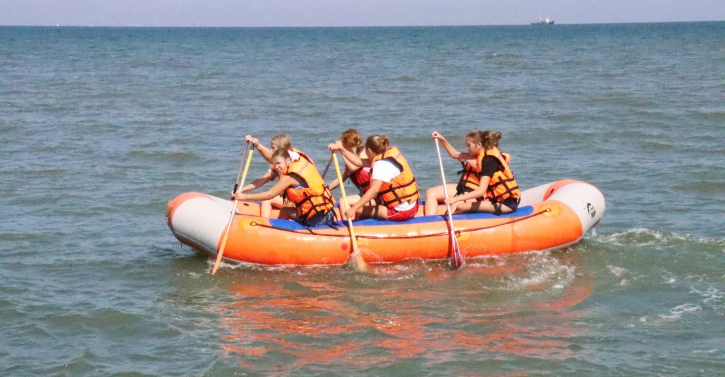 Тренировочные сборы «На гребне волны» с 26 по 28 июля 2019 года.