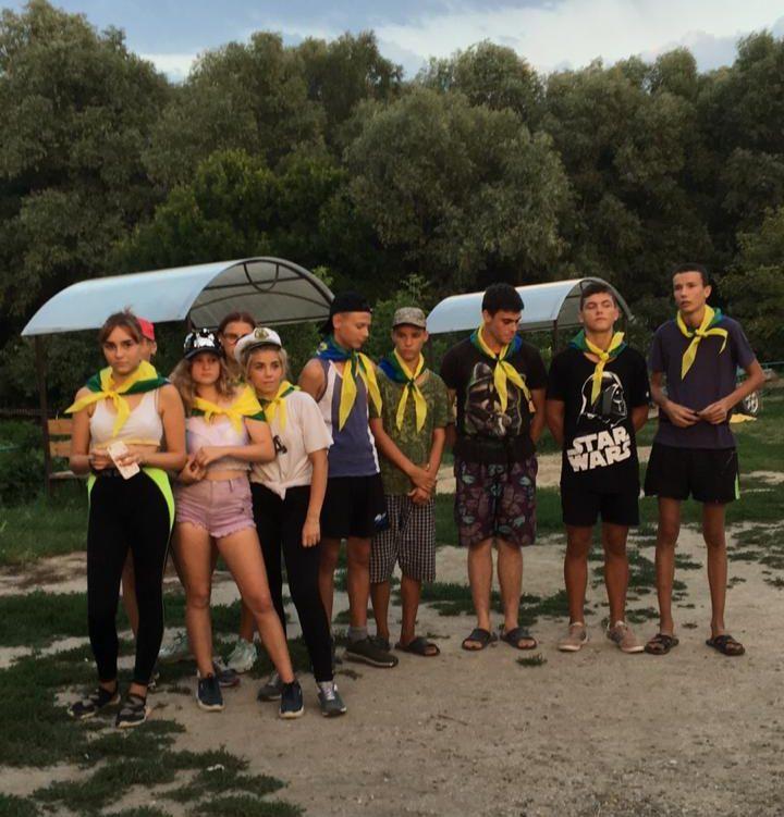 Небольшой отчет с открытия смены в лагере «Славянская кругосветка»