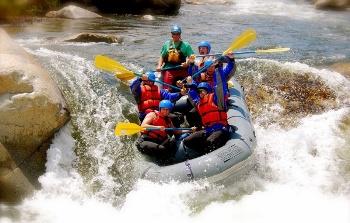 Соревнований по водному туризму «Гонки на Тамани»