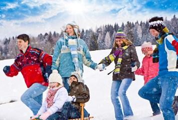 Зимние каникулы – остаемся здоровыми и активными
