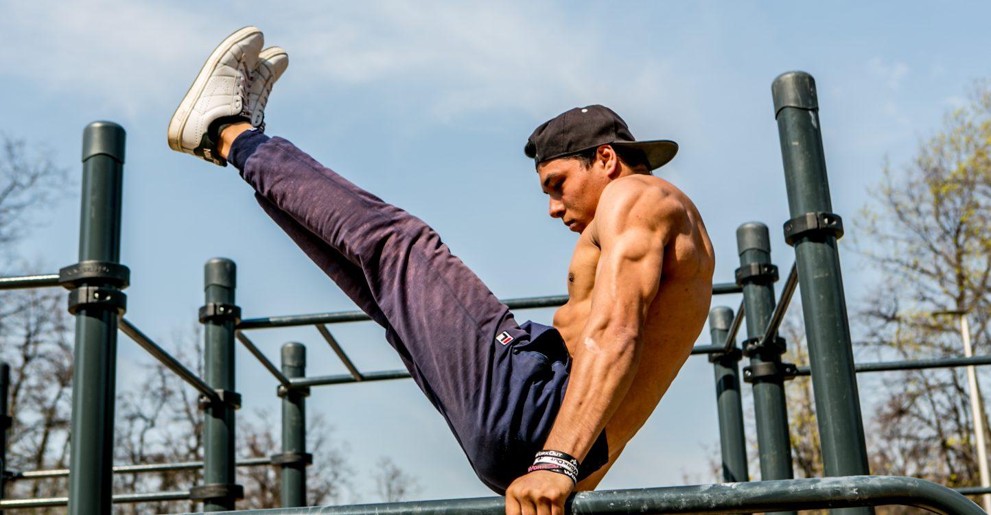 Движение WorkOut: фитнес городских улиц
