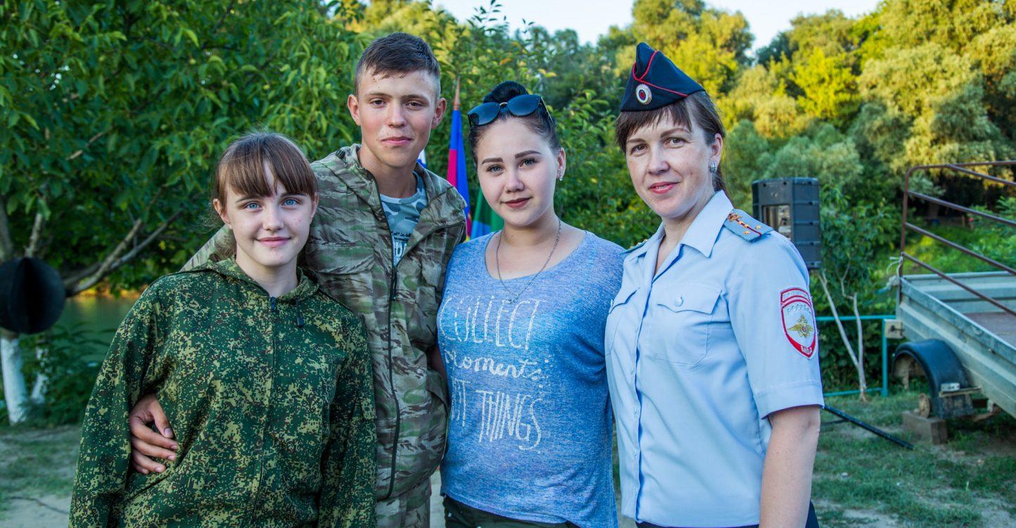 Крейсерско-парусная школа совместно с УВД по Краснодарскому краю проводит тематическую смену Славянская кругосветка.