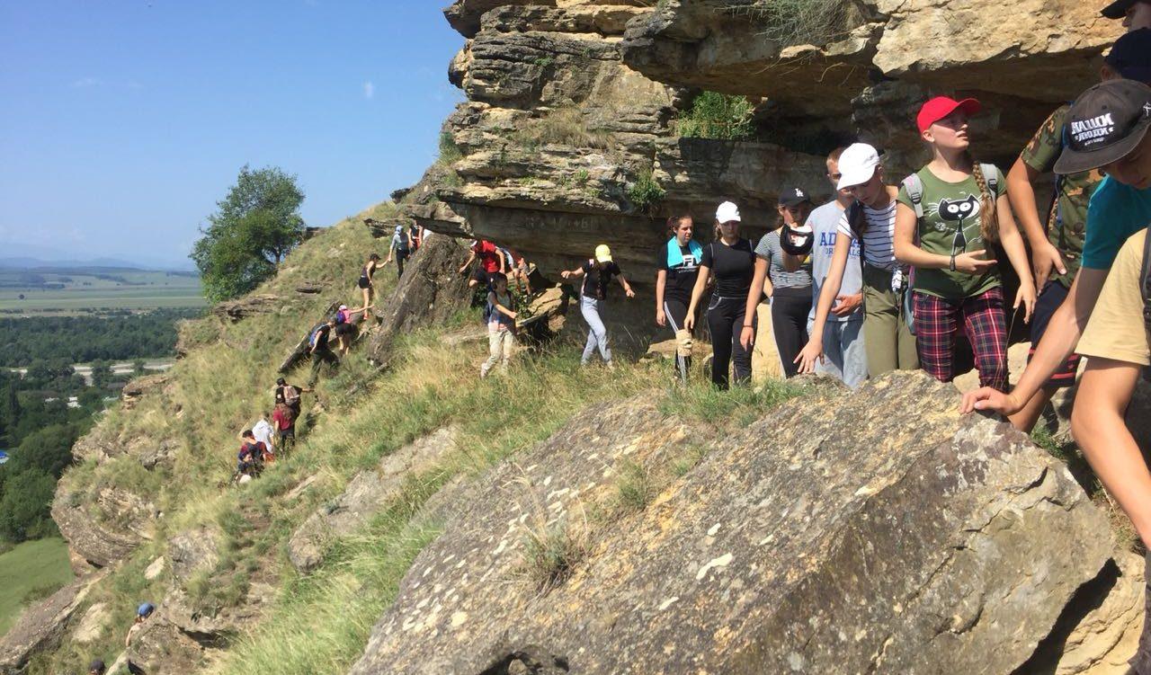 100 подростков Кубани проводят свое лето на базе Траектория