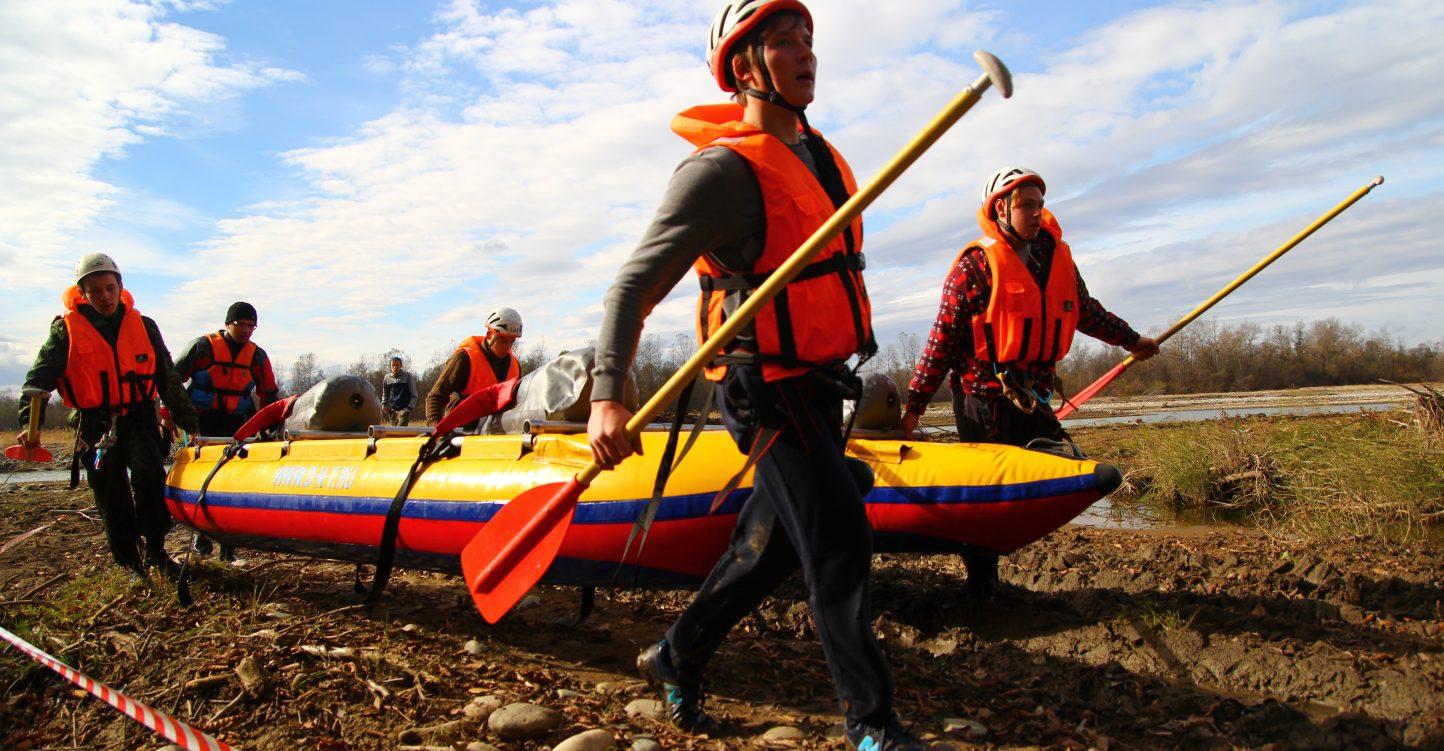 краевой фестиваль «Экстрим стихия» В Отрадненском районе