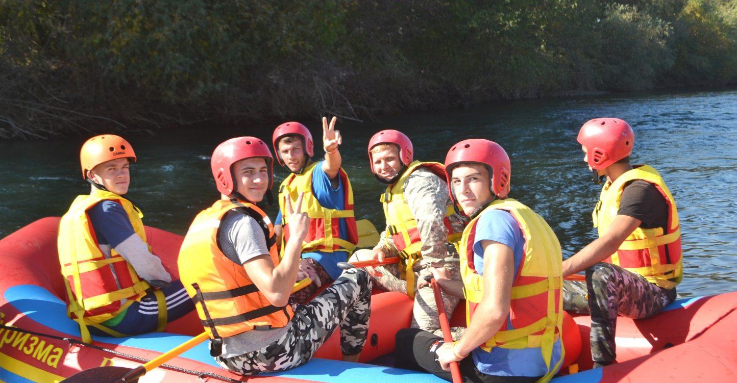 Краевая школа подготовки по водным видам спорта «Экстремальные гонки» 28-31 марта