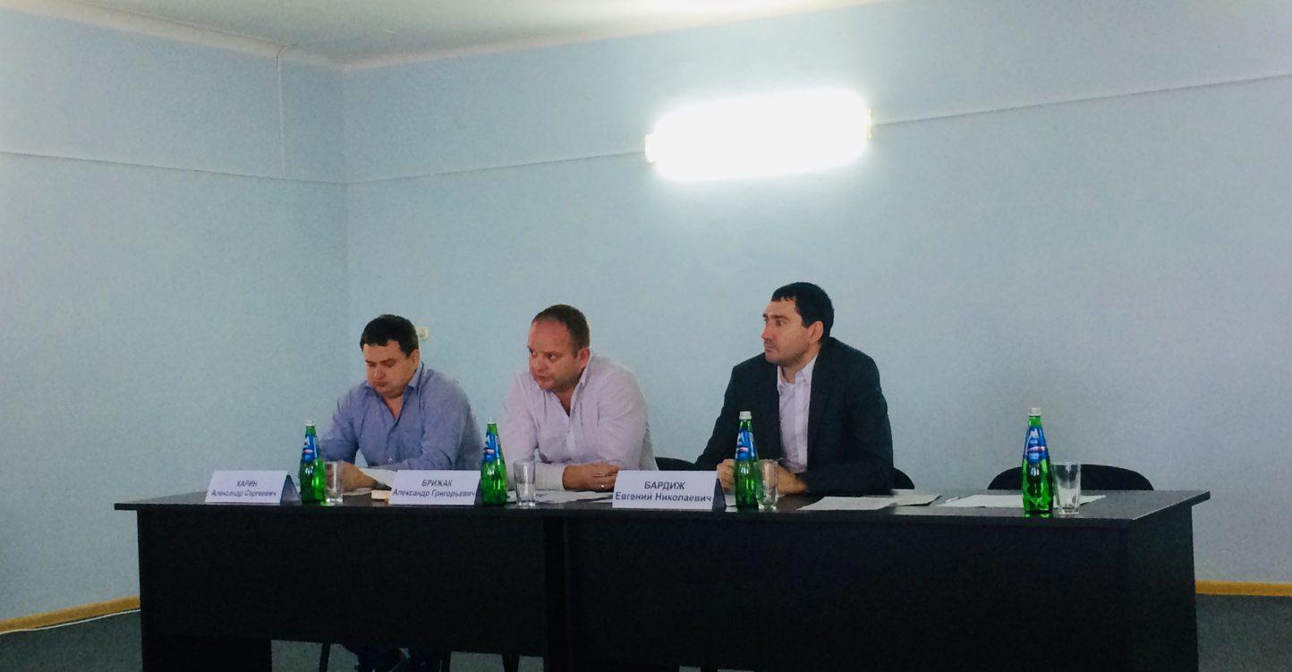 На базе ДОЛ «Бригантина» состоялось совещание по плану работы учреждения на 2019 год