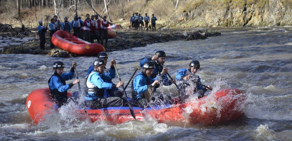 Тренировочные сборы по водным видам спорта «Мастерская водного туризма» в г. Славянск-на-Кубани