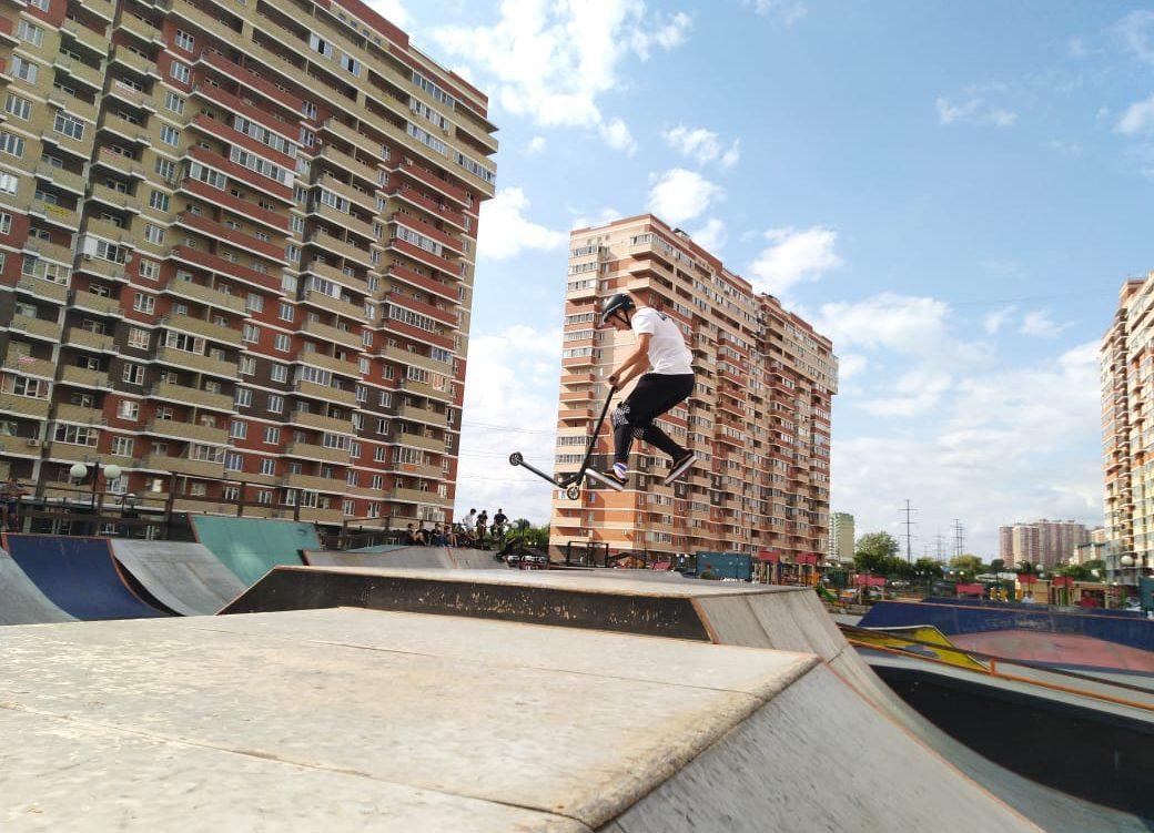 «Street Power» 29 июня г. Краснодар