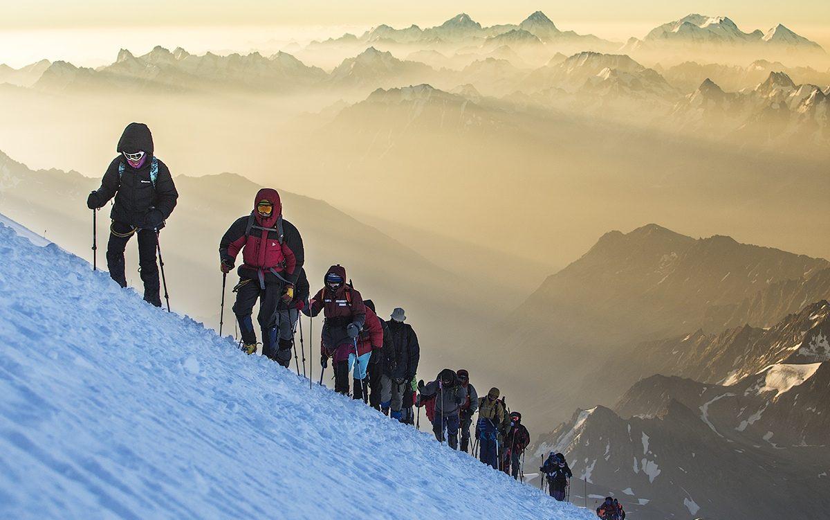 Международный День альпинизма!