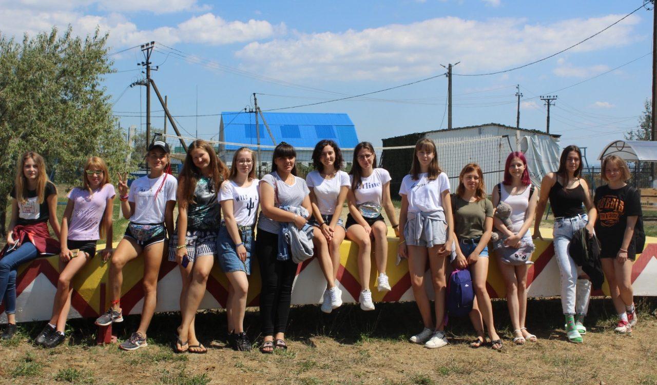 В молодежном лагере «Маяк» дан старт четвертой краевой тематической смене «Медия волна»