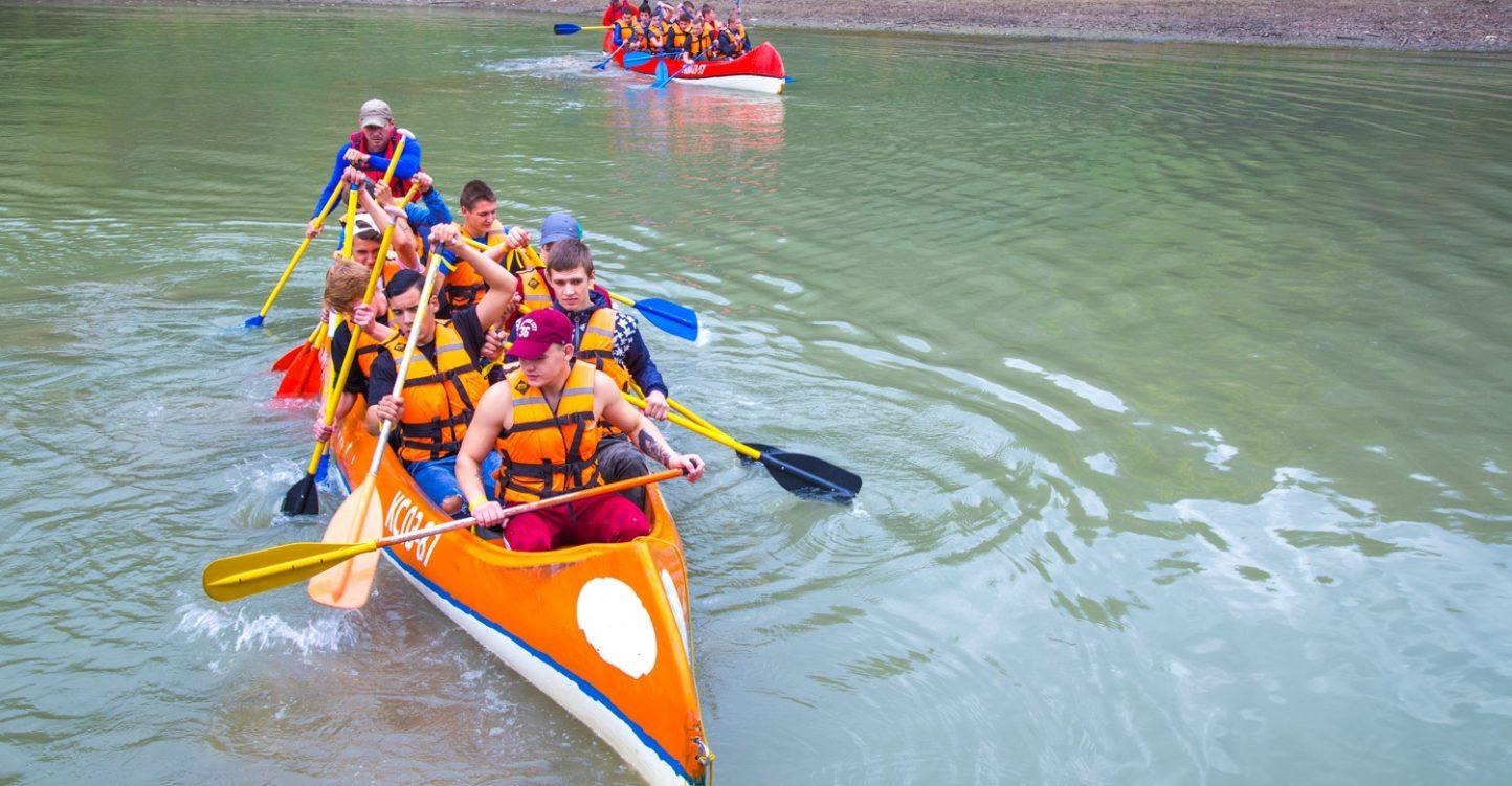 Краевая школа подготовки по водным видам спорта «Экстремальные гонки» 1 — 3 ноября 2019 года