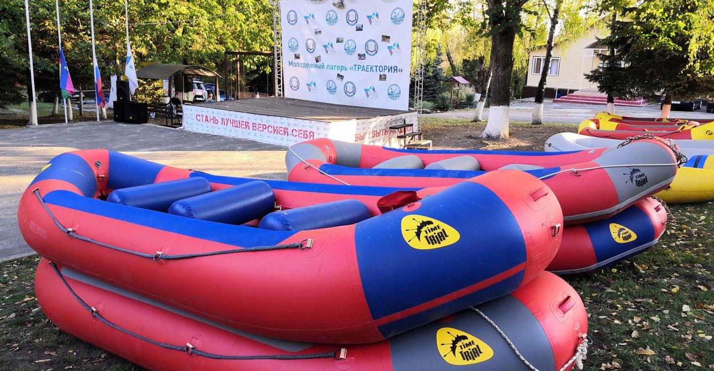Стартовал фестиваль водных видов спорта «Горная вода»
