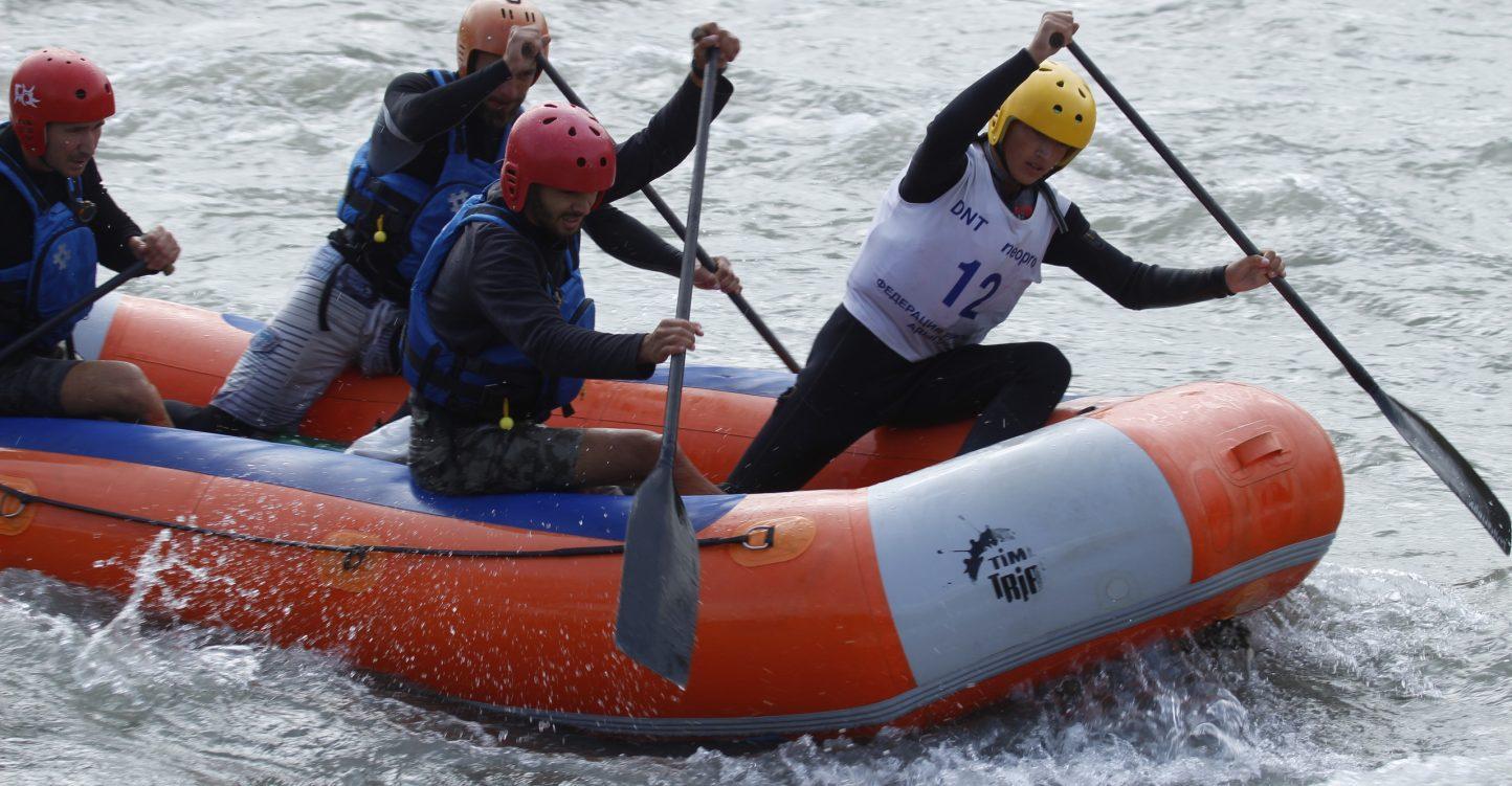 Краевые тренировочные сборы по водным видам спорта с 12 по 13 октября