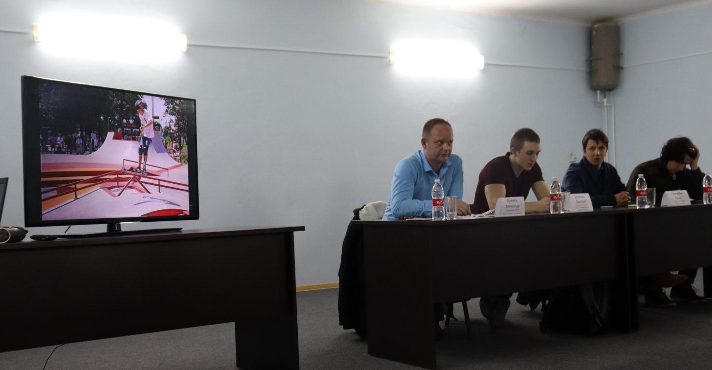 Семинар-совещание пос. Ильич «Бригантина» 27-28 февраля 2020 год.