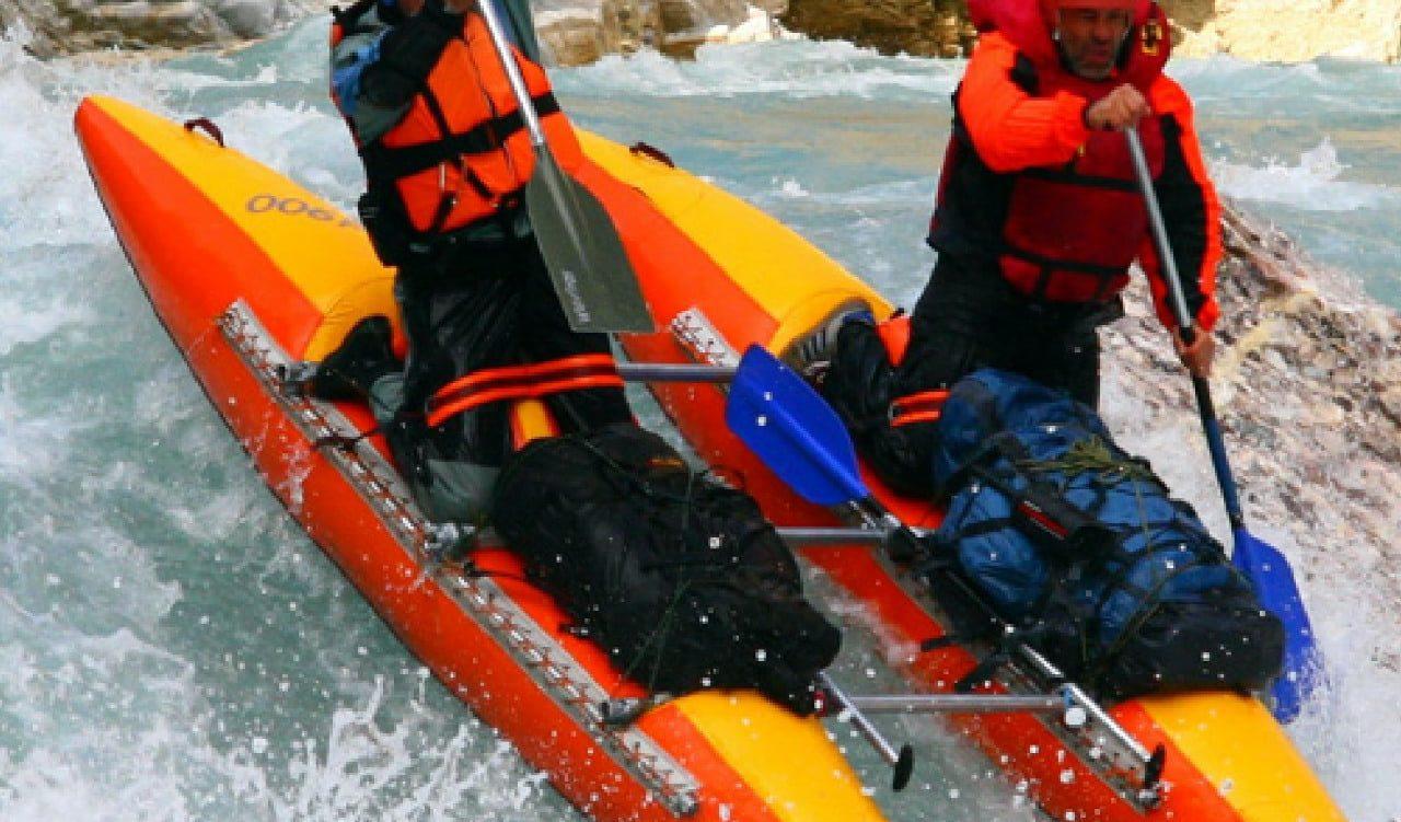 Конкурс моделирования спортивных судов «Модель водного туризма»