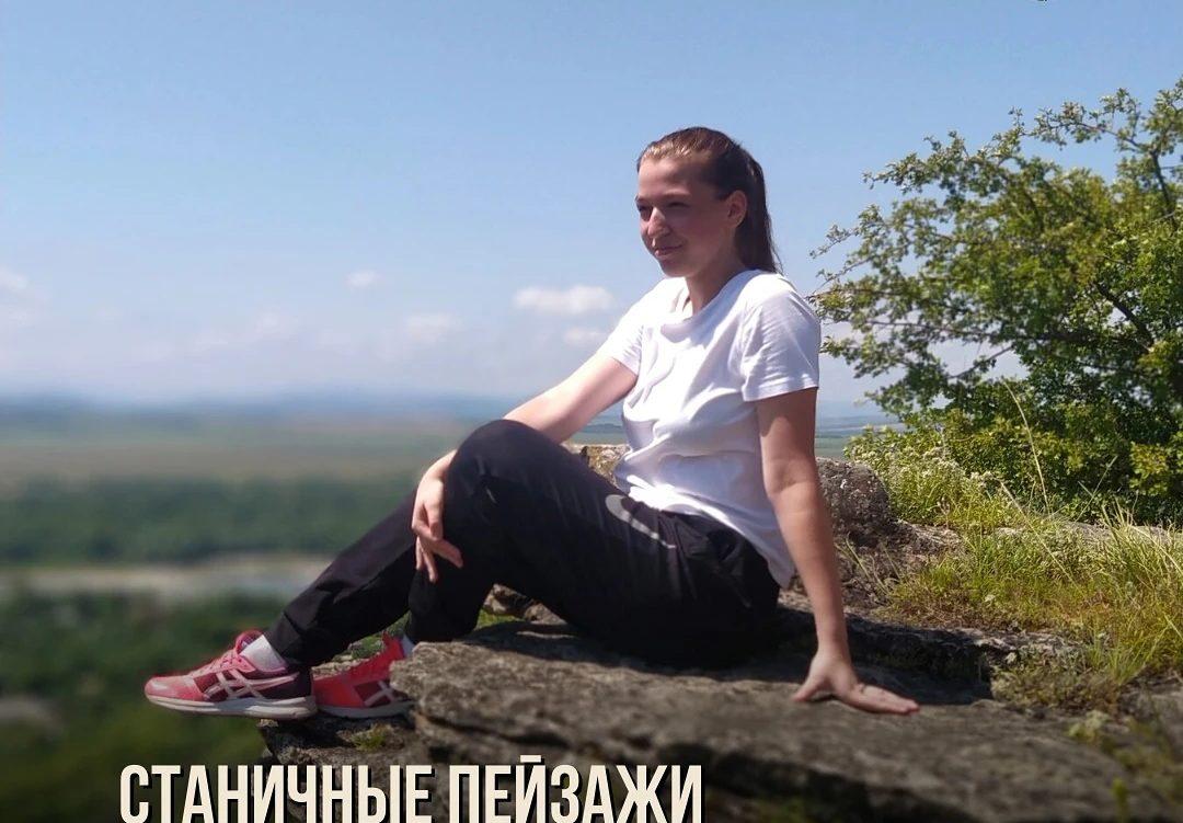 Участники смены «Волонтеры Кубани» отправились в поход по окрестностям ст. Каладжинская
