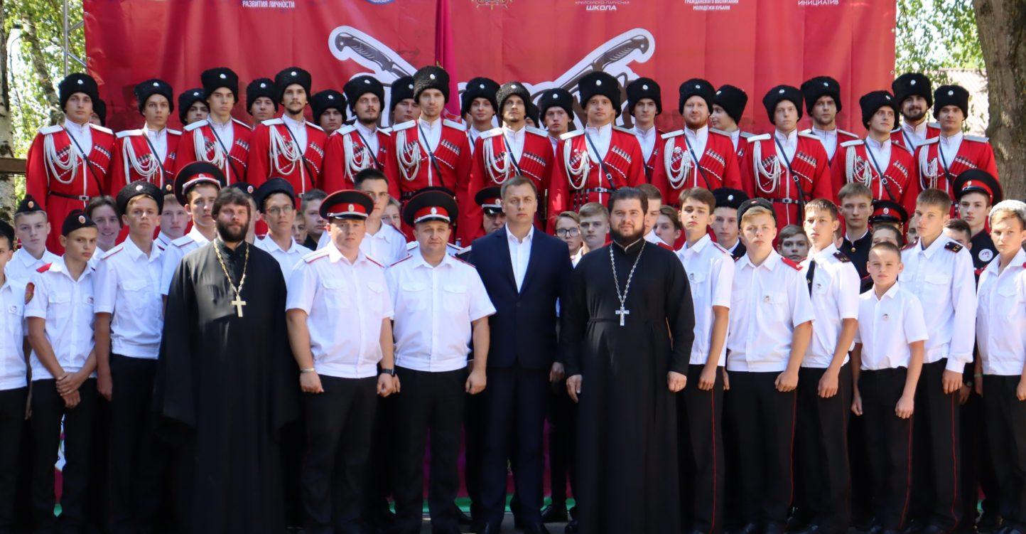 Спортивный фестиваль и встреча с митрополитом